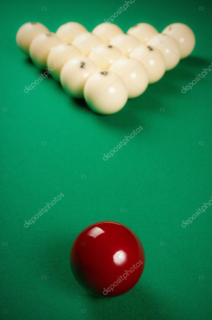 Как сделаны шары для бильярда 373