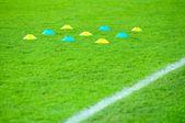 School Football — Stock Photo