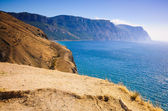 Gripping view of the Cliffs — Stockfoto