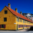 Stock Photo: Denmark Home