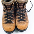 Used hiking boots — Stock Photo #2027202