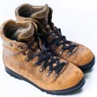 Used hiking boots — Stock Photo #2027221
