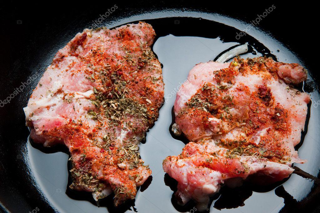 Как сделать свинину мягкой при жарке на сковороде