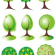 Trees — Stock Vector #1120564