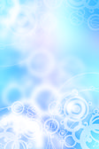 Abstract Blue Background Texture — Stock Photo