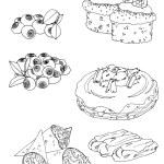 Image of food stuffs — Stock Photo