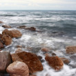 Rocks in the water - Stock Photo
