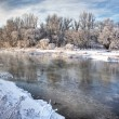 Winter river 7 — Stock Photo