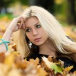 Portrait of young woman — Stock Photo #1495504