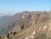 Bazaikha mountains — Stock Photo