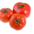 Red ripe tomatoes - Stock Photo