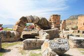 Ancient city of Hierapolis (Turkey). — Stock Photo