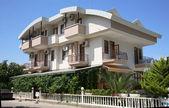 Belos hotéis nos trópicos — Foto Stock