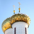 Gold domes — Stock Photo #1596169