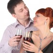Young couple — Stock Photo #1596194