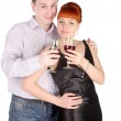 Young couple — Stock Photo #1596213