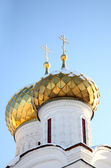 Gold domes — Foto Stock