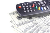 Paid TV. — Stock Photo
