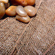 Royalty-Free Stock Photo: Sackcloth