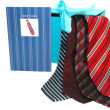 Royalty-Free Stock Photo: Four ties