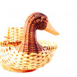 Royalty-Free Stock Photo: Basket duck
