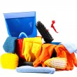 Cleaning service - Stock Photo