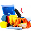 Stock Photo: Cleaning service