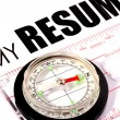 Royalty-Free Stock Photo: My Resume