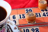 Lotto game — Stock Photo