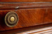Decorative handle — Stock Photo