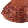 Loaf of black bread — Stock Photo