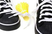 Sports footwear — Stock Photo