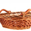 Empty basket - Stock Photo