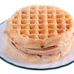 Waffle — Stock Photo #2593913