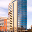 The city of Ekaterinburg. Russia. — Stock Photo