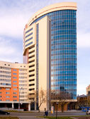 La ciudad de ekaterinburgo. rusia. — Foto de Stock