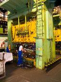 Fabricación mecánica. — Foto de Stock
