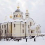femelles couvent Novo-tikhvin — Photo