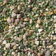 Royalty-Free Stock Photo: Color gravel background