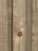 Knotted wooden board background — Stock Photo