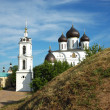 Uspensky cathedral in Dmitrov, Russia — Stock Photo