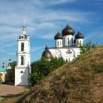 Uspensky cathedral in Dmitrov, Russia — Stock Photo #1172698