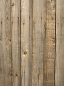 Natural brown wooden background — Stock Photo