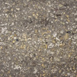 Stock Photo: Macadam road surface background