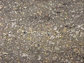 Macadam road surface background — Stock Photo