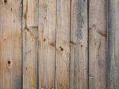 Natural light wooden background — Stock Photo