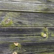 Royalty-Free Stock Photo: Weathered green painted wooden wall
