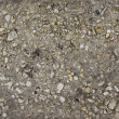 Macadam road surface — Stock Photo