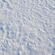 Stock Photo: Snow surface background