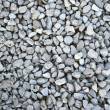 Crushed stone background - Stock Photo